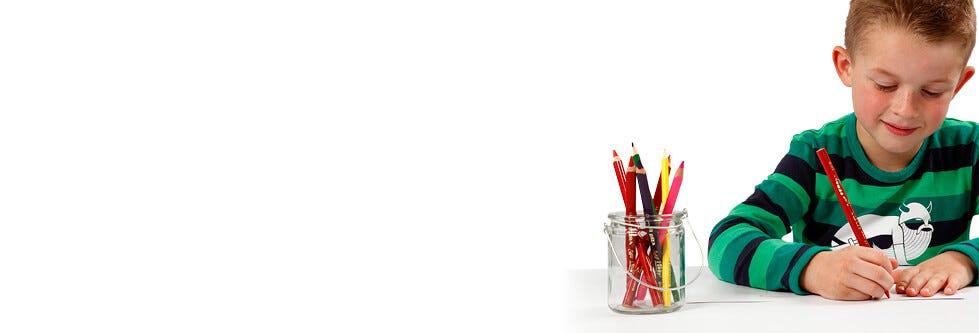 Crayons et pastels