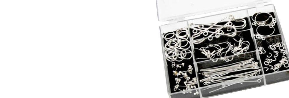 Éléments pour création de bijoux