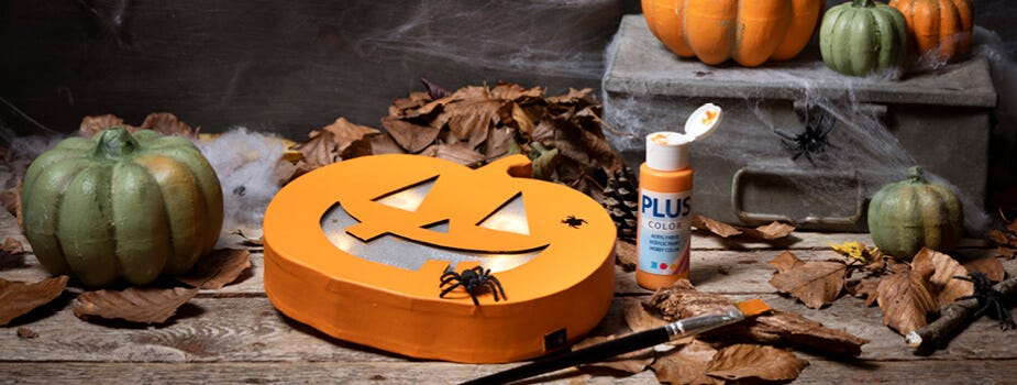 Halloween créatif