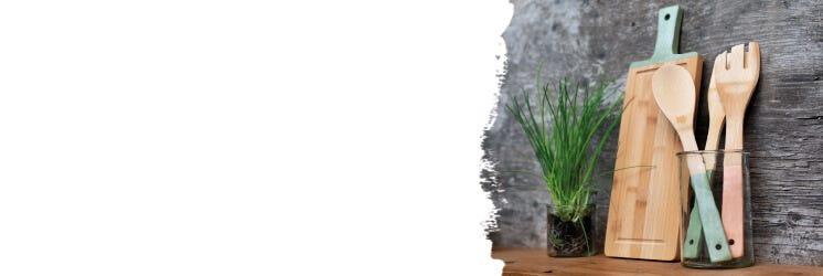 Décor d'intérieur en bambou