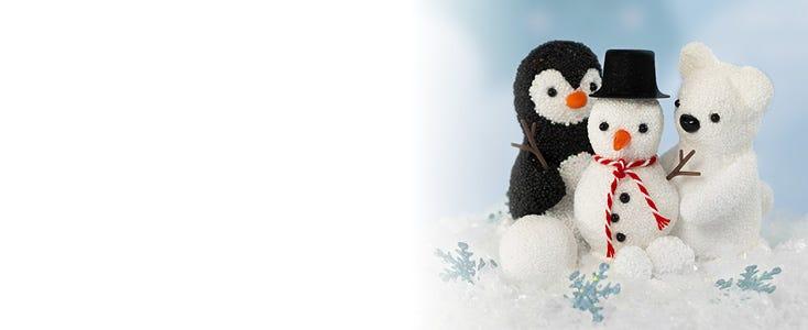 Un monde polaire pour toute la famille