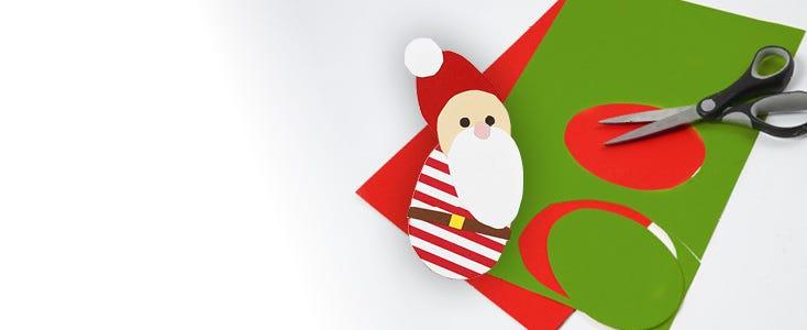 Décorations de Noël avec modèles