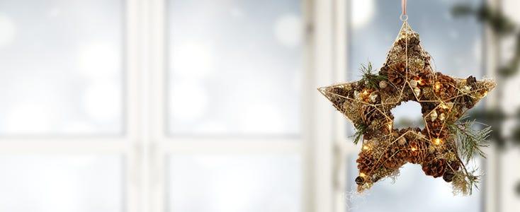Décoration à suspendre pour la Noël