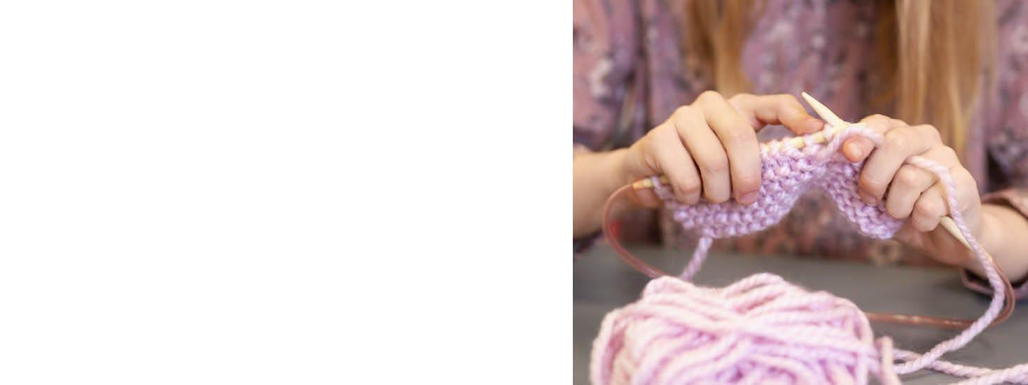 Couture et tricot pour les enfants