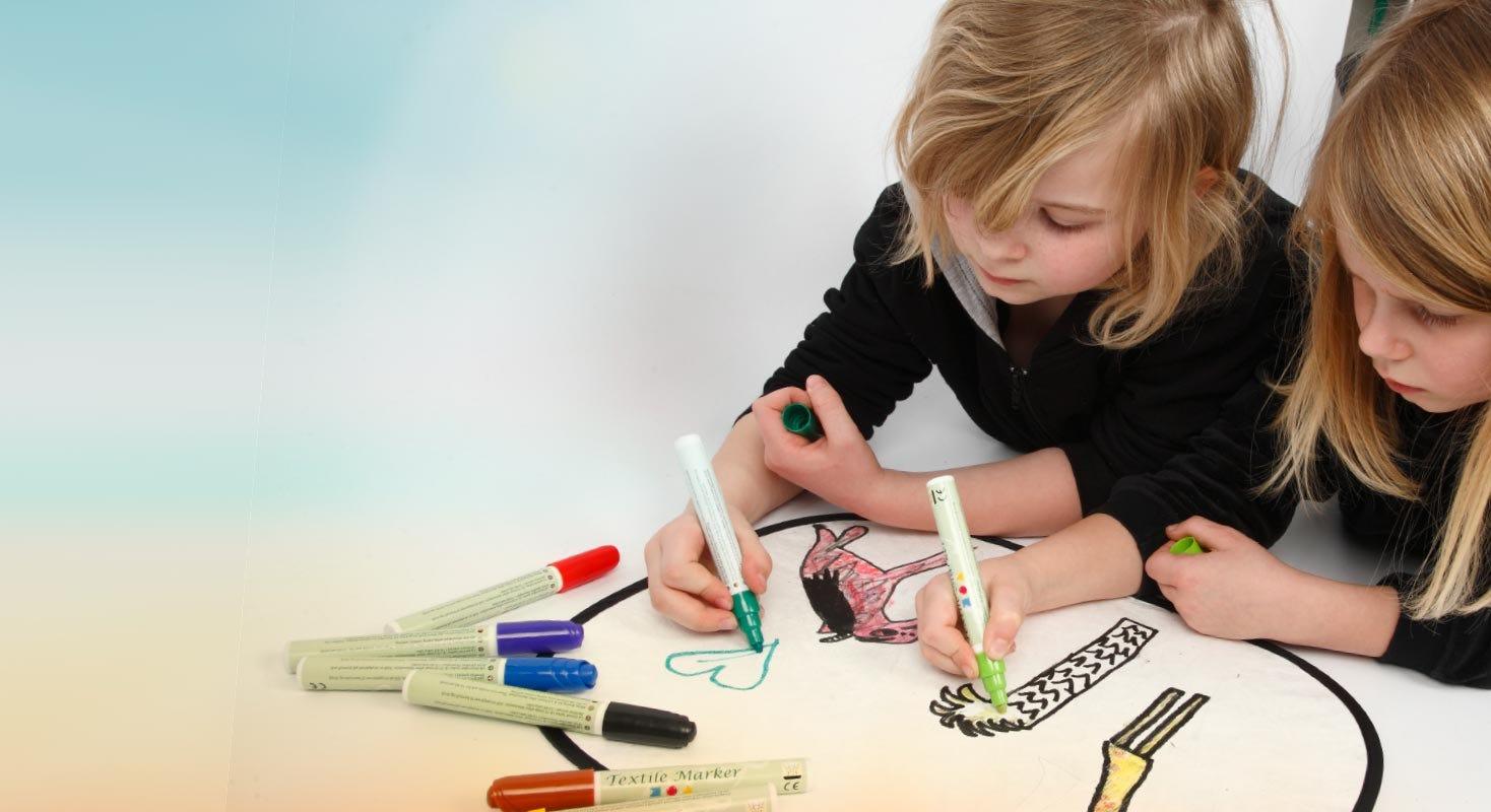 Peinture et impressions sur tissu