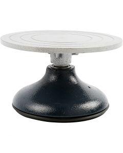 Table de sculpteur, d: 18 cm, 1 pièce