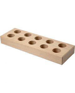 Support pour colle, dim. 24,5x8x3 cm, 1 pièce