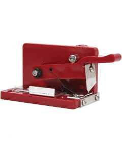 Machine à franger pour quilling, H: 4,5 cm, L: 9,5 cm, L: 4 cm, 1 pièce