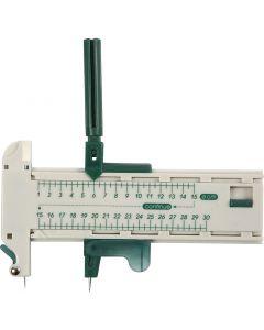 Cutter compas, 1 pièce
