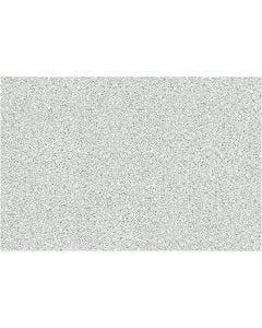 Film adhésif, granite fin, L: 45 cm, gris, 2 m/ 1 rouleau