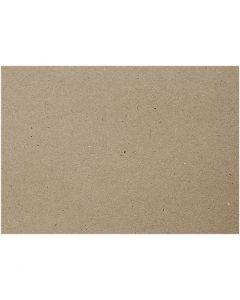Papier cartonné recyclé, A4, 210x297 mm, 100 gr, 20 flles/ 1 Pq.