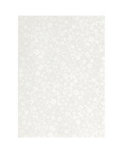 Papier, A4, 210x297 mm, 80 gr, blanc cassé, 20 flles/ 1 Pq.