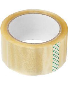 bande adhésive d'emballage, L: 48 mm, 60 m/ 1 rouleau