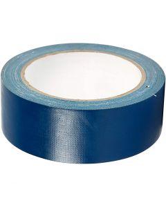 Duct tape, L: 38 mm, bleu, 25 m/ 1 rouleau