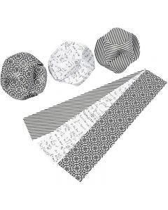Boules Click, d: 9 cm, dim. 5,5x28,4 cm, 9 set/ 1 Pq.
