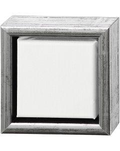 Châssis ArtistLine, dim. 14x14 cm, 360 gr, blanc, 6 pièce/ 1 Pq.