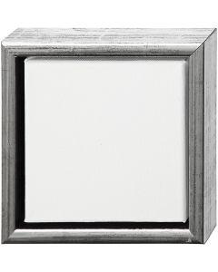 Châssis ArtistLine, dim. 19x19 cm, blanc, 6 pièce/ 1 Pq.