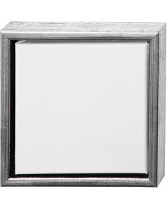 Châssis ArtistLine, dim. 24x24 cm, blanc, 6 pièce/ 1 Pq.