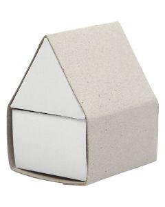 Boîte d'allumettes, dim. 5,5x4,8x6,5 cm, 10 pièce/ 1 Pq.
