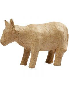 Vache, H: 8 cm, L: 13 cm, 1 pièce