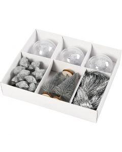 Décoration de cadeaux, magique, d: 5 cm, 5 ass./ 1 Pq.