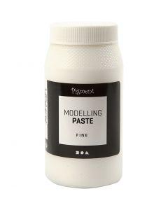 Pigment pâte de structure, fine, 500 ml/ 1 boîte