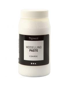 Pigment pâte de structure, grossier, 500 ml/ 1 boîte