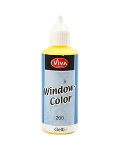 Window Color, jaune, 80 ml/ 1 flacon