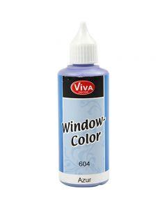 Window Color, Azure, 80 ml/ 1 flacon