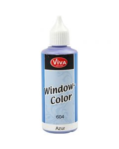 Window Color, Azure, 80 ml/ 1 flacon
