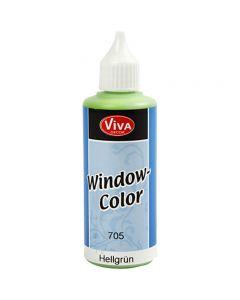 Window Color, vert clair, 80 ml/ 1 flacon