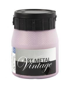 Peinture Art Metal, rouge perle, 250 ml/ 1 flacon