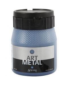 Peinture Art Metal, bleu galaxy, 250 ml/ 1 flacon