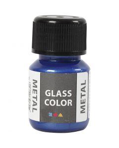 Glass Metal, bleu, 30 ml/ 1 flacon
