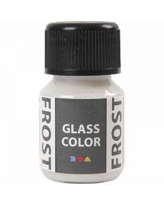 Glass Frost, blanc, 30 ml/ 1 flacon
