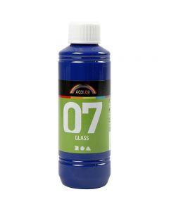 Peinture A-Color Glass, 250 ml/ 1 flacon