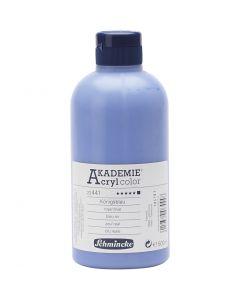 Schmincke AKADEMIE® Acryl color , opaque, royal blue (441), 500 ml/ 1 flacon