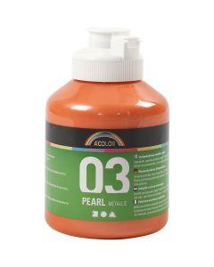 A-Color Métallique, Métallisé, orange, 500 ml/ 1 flacon