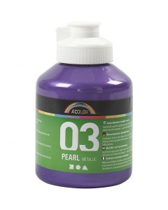 A-Color Métallique, Métallisé, violet, 500 ml/ 1 flacon