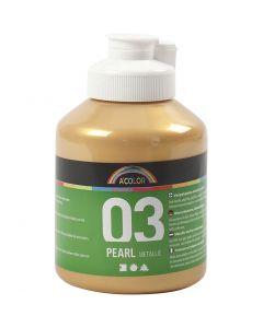 A-Color Métallique, Métallisé, or, 500 ml/ 1 flacon