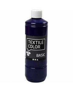 Textile Color, bleu brillant, 500 ml/ 1 flacon