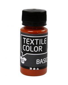 Textile Color, terre brulée, 50 ml/ 1 flacon