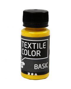 Textile Color, jaune primaire, 50 ml/ 1 flacon