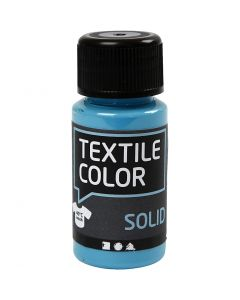 Textile Solid, opaque, turquoise, 50 ml/ 1 flacon