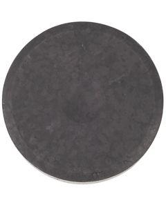 Gouache - Assortiment, H: 16 mm, d: 44 mm, noir, 6 pièce/ 1 Pq.