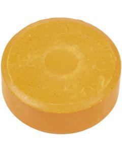 Gouache - Assortiment, H: 16 mm, d: 44 mm, orange, 6 pièce/ 1 Pq.