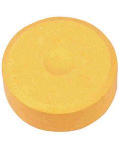 Gouache - Assortiment, H: 16 mm, d: 44 mm, orange clair, 6 pièce/ 1 Pq.
