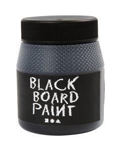Peinture tableau, noir, 250 ml/ 1 Pq.
