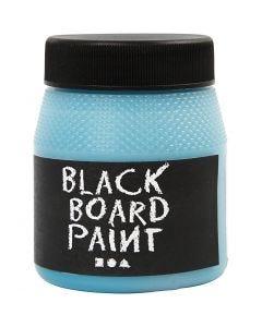 Peinture tableau, turquoise, 250 ml/ 1 Pq.