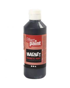 Peinture magnétique, noir, 250 ml/ 1 flacon